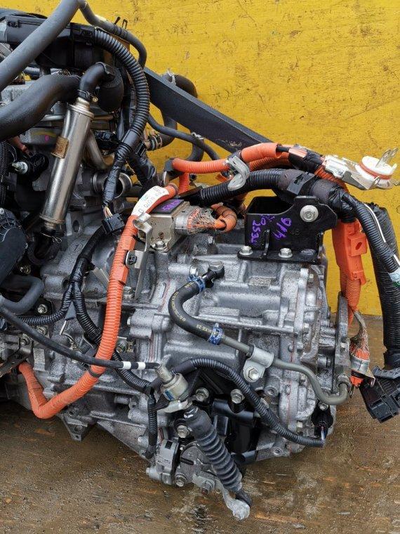 Акпп Toyota Aqua NHP10 1NZ-FXE (б/у)