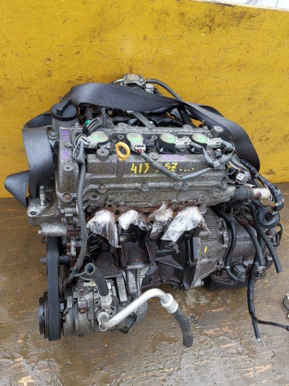 Двигатель Daihatsu Boon Luminas M512G 3SZ-VE (б/у)