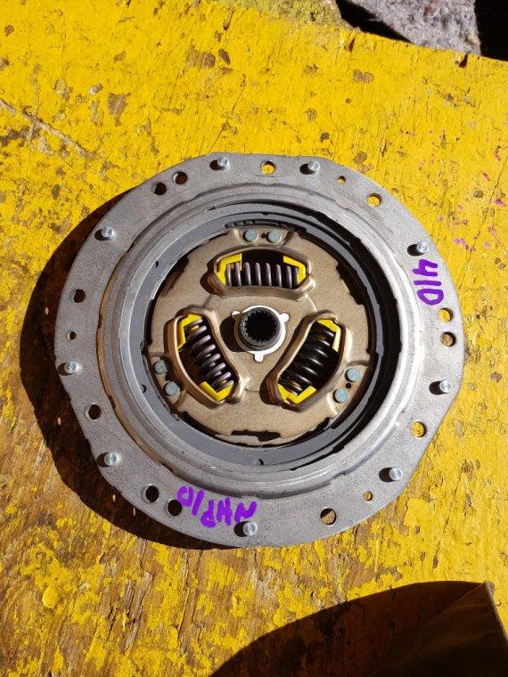 Диск сцепления Toyota Aqua NHP10 1NZ-FXE (б/у)