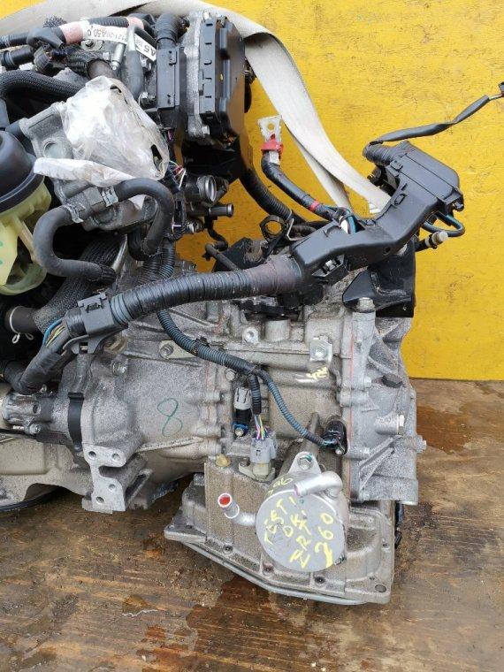 Акпп Toyota Allion ZRT260 2ZR-FAE (б/у)