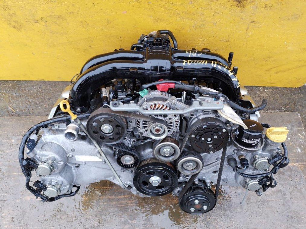Двигатель Subaru Impreza GP6 FB20 (б/у)