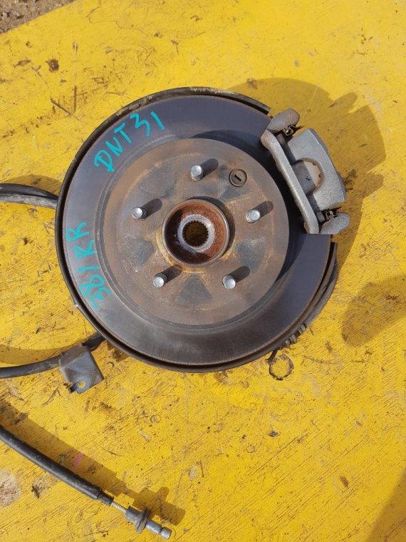 Ступица Nissan Juke NF15 MR16DDT задняя правая (б/у)