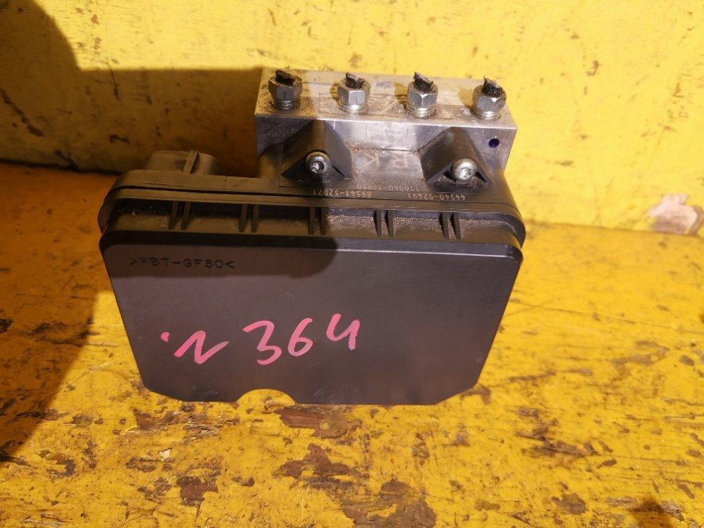 Блок abs Toyota Probox NCP160 1NZ-FE (б/у)