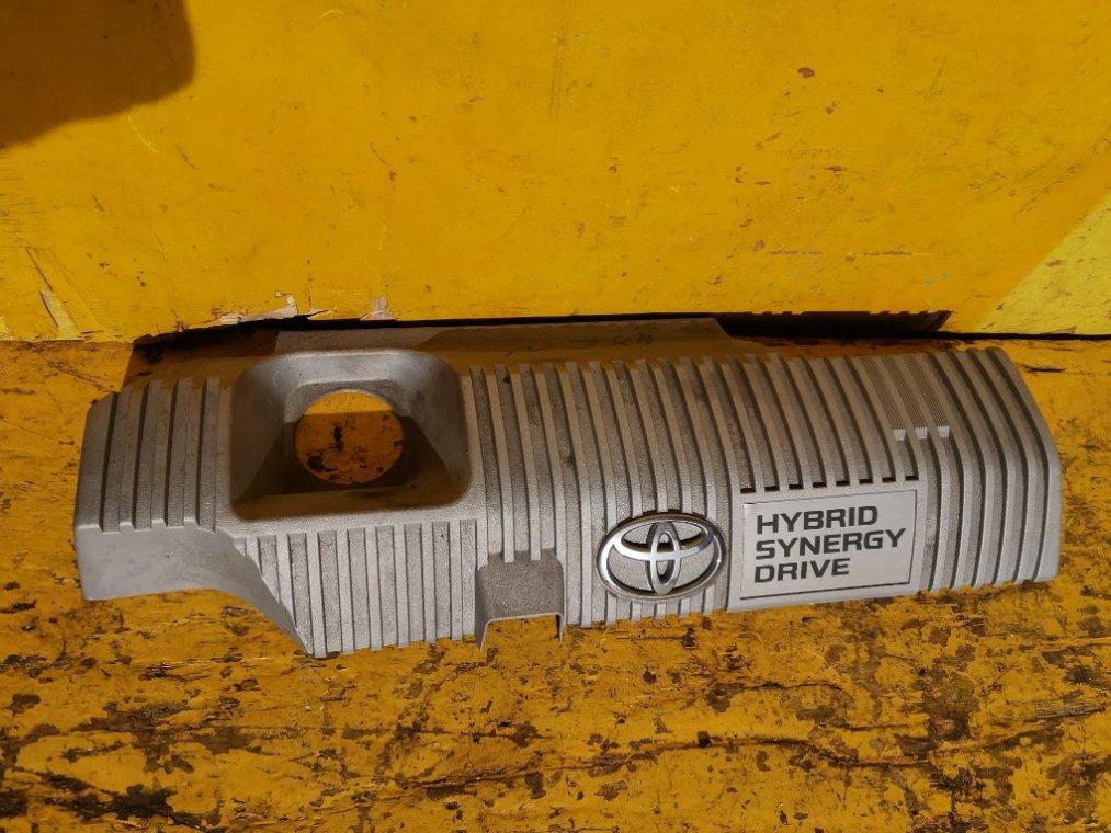 Декоративная крышка двс Toyota Prius ZVW30 2ZR-FXE (б/у)
