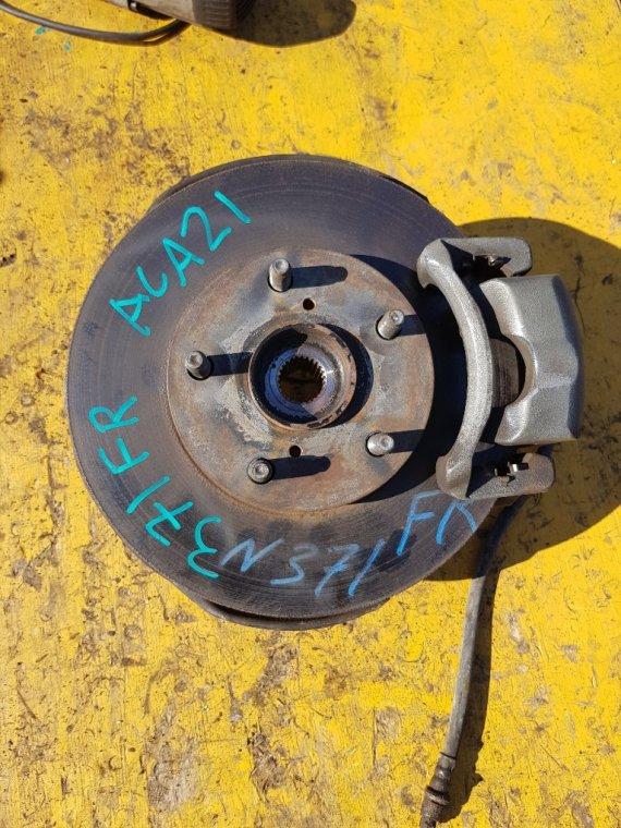 Ступица Toyota Rav4 ACA21 1AZ-FSE передняя правая (б/у)