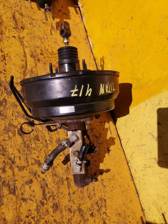 Главный тормозной цилиндр Mazda Titan WHS5T VS (б/у)