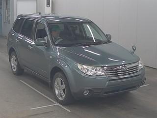 Автомобиль SUBARU FORESTER SH5 EJ204 в разбор