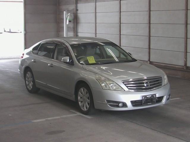 Автомобиль NISSAN TEANA J32 VQ25DE в разбор