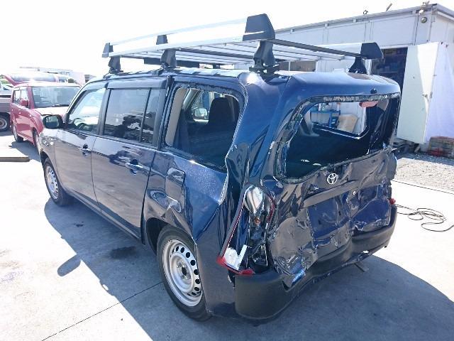 Автомобиль TOYOTA SUCCEED NCP160 1NZFE в разбор