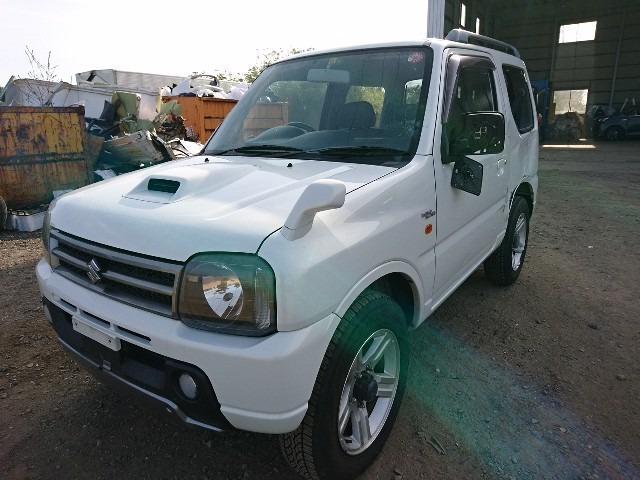 Автомобиль SUZUKI JIMNY JB23W K6A в разбор