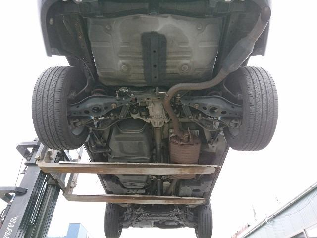 Автомобиль TOYOTA VANGUARD ACA33 2AZFE в разбор
