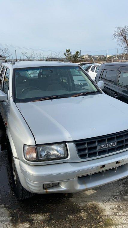 Автомобиль ISUZU WIZARD UES73FW 4JX1 в разбор