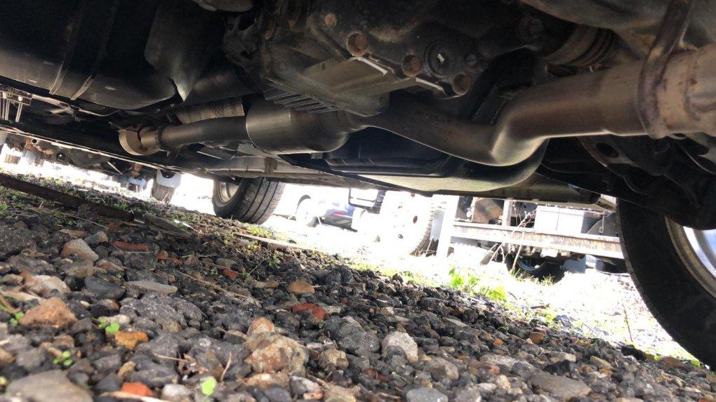 Автомобиль MITSUBISHI RVR GA3W 4B10 в разбор