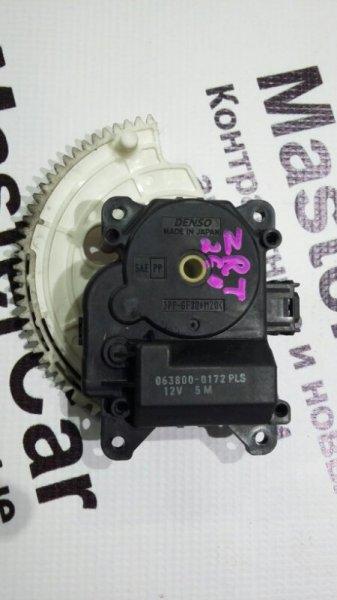 Сервопривод заслонок печки Toyota Allion ZRT260 (б/у) Toyota 063800-0172