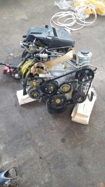 Двигатель Toyota Platz SCP11 1SZFE (б/у) Toyota 19000-23090
