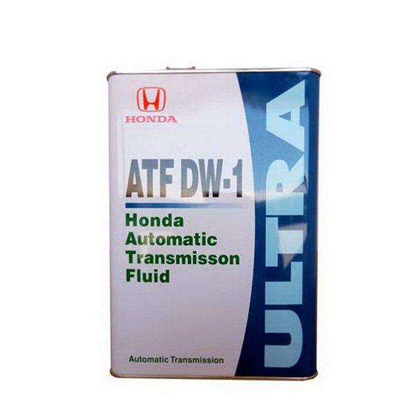 Масло трансмиссионное Honda Honda ATF DW-1