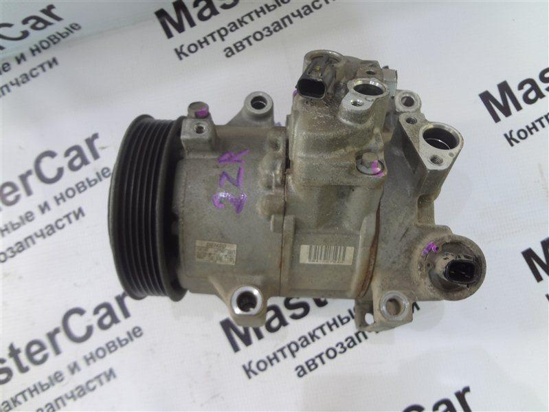 Компрессор кондиционера Toyota Allion ZRT260 2ZR (б/у) Denso 447260-3373
