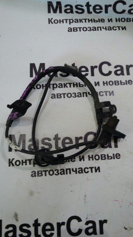 Датчик abs Toyota Passo KGC10 1KRFE передний правый (б/у) Toyota 89542-B1011