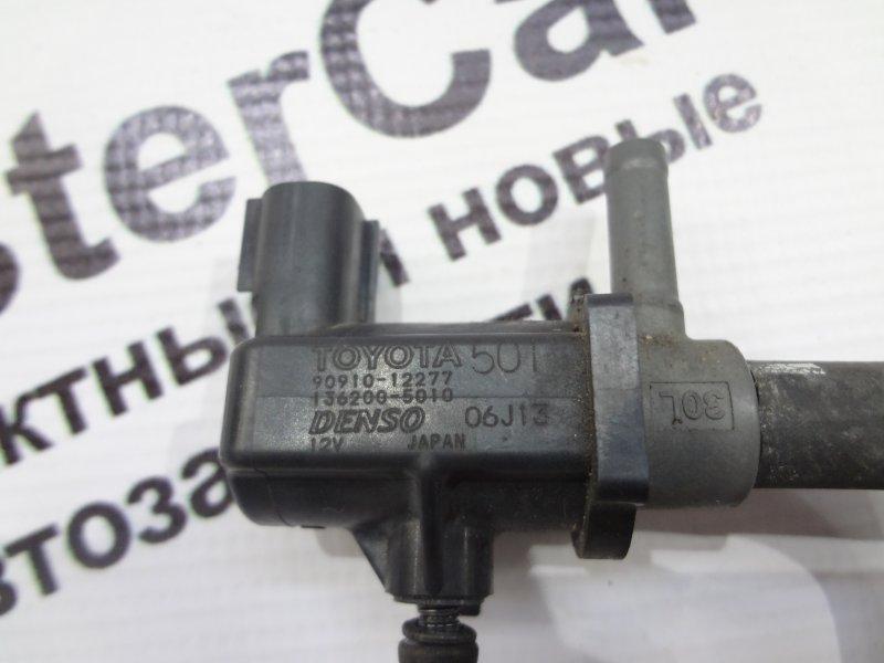 Клапан вакуумный Toyota Vitz NCP95 2NZ (б/у) toyota 25860-21070