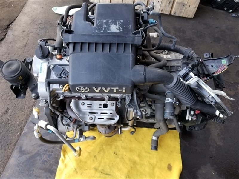 Двигатель Toyota Vitz SCP90 2SZ (б/у) Toyota 19000-23220