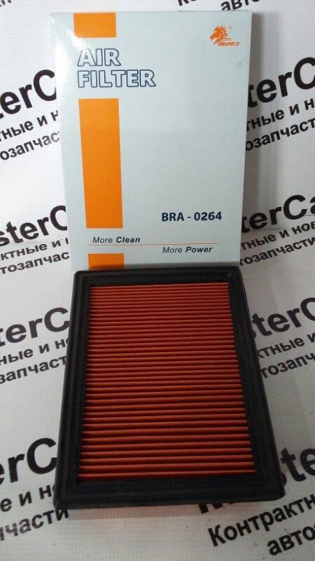 Воздушный фильтр Nissan Sylphy B17T bronco BRA0264