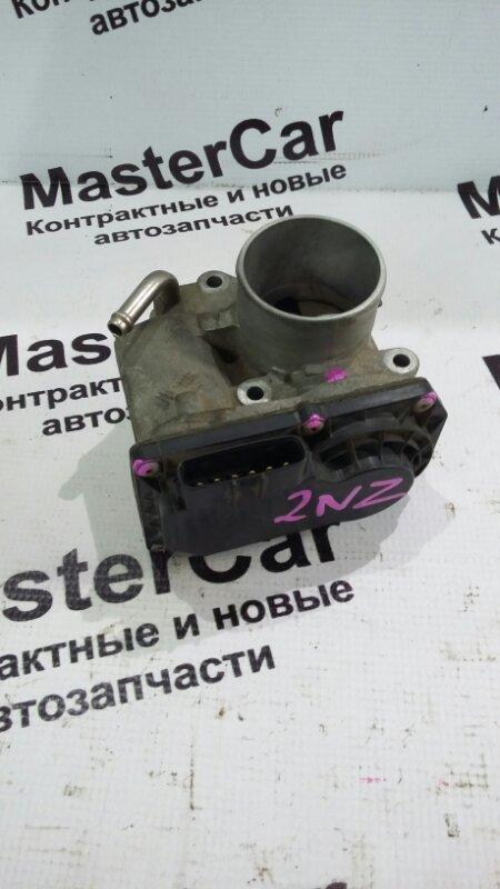 Дросельная заслонка Toyota Vitz NCP95 1NZ 2NZ (б/у) Toyota 22030-21030