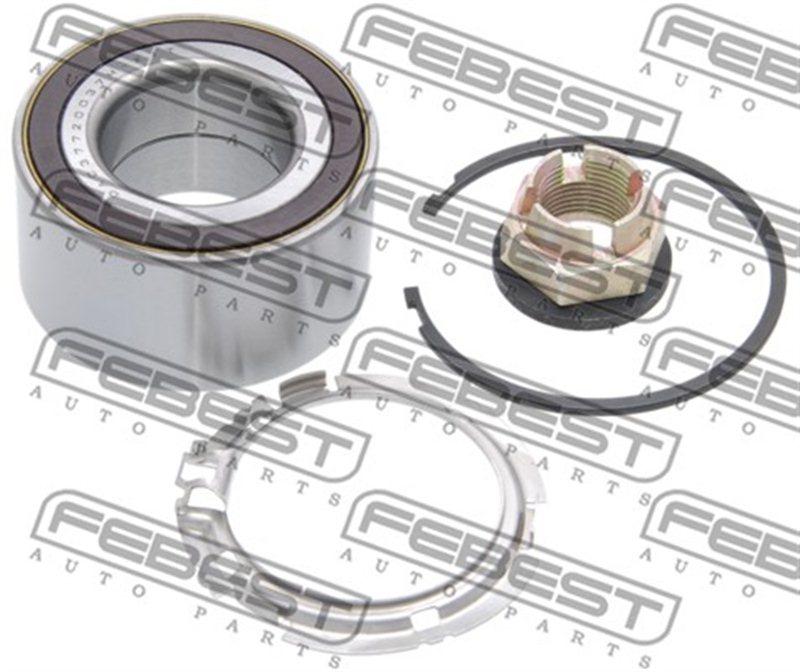 Подшипник ступичный Nissan Note E11 Febest DAC37720037m-kit