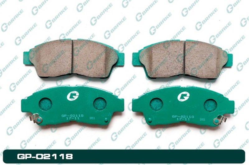 Тормозные колодки Toyota Ipsum переднее G-brake GP-02118