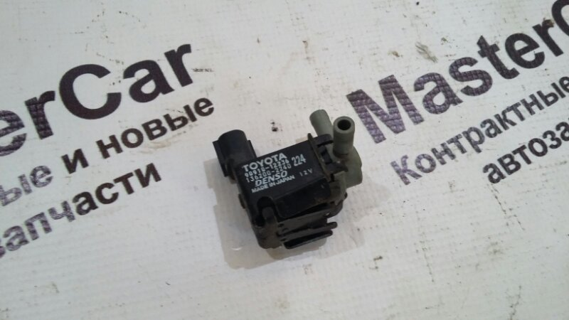 Клапан вакуумный Toyota Allex NZE121 1NZFE (б/у) toyota 90910-12236