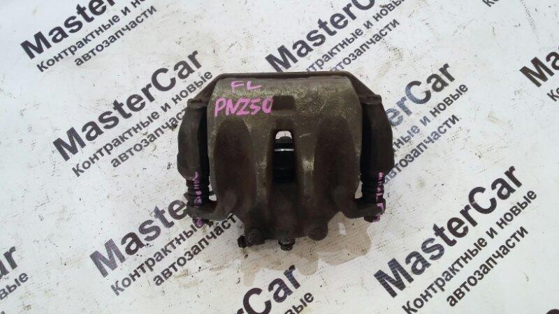 Суппорт тормозной Nissan Murano PNZ50 VQ35 2007 передний левый (б/у) nissan 41011CA01A