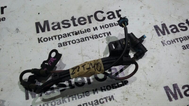 Датчик abs Toyota Premio ZZT240 1ZZ передний правый (б/у) Toyota 89542-20170