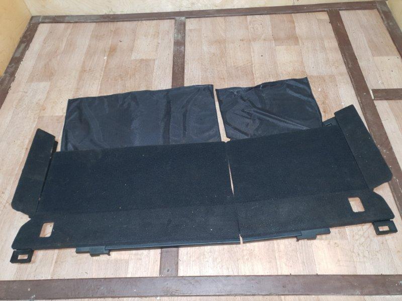 Полка багажника Nissan Patrol Y62 VK56VD 2013 задняя (б/у)