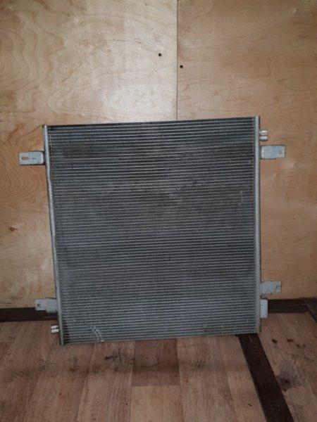 Радиатор кондиционера Nissan Patrol Y62 VK56VD 2013 (б/у)