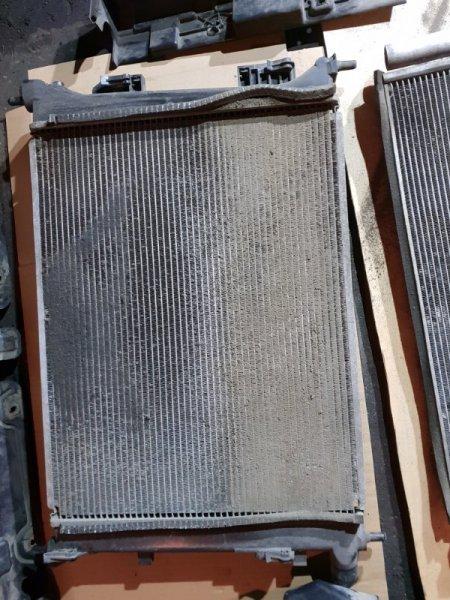 Радиатор двс Hyundai Solaris 1 1 2011 (б/у)
