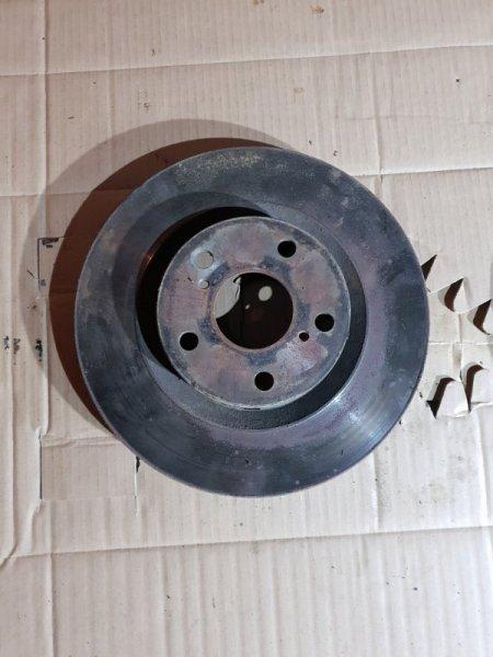 Диск тормозной Toyota Rav4 III (XA30) 2 2008 передний левый (б/у)