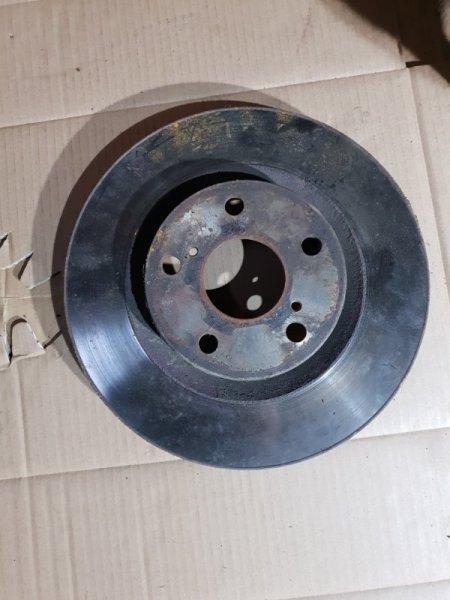 Диск тормозной Toyota Rav4 III (XA30) 2 2008 передний правый (б/у)