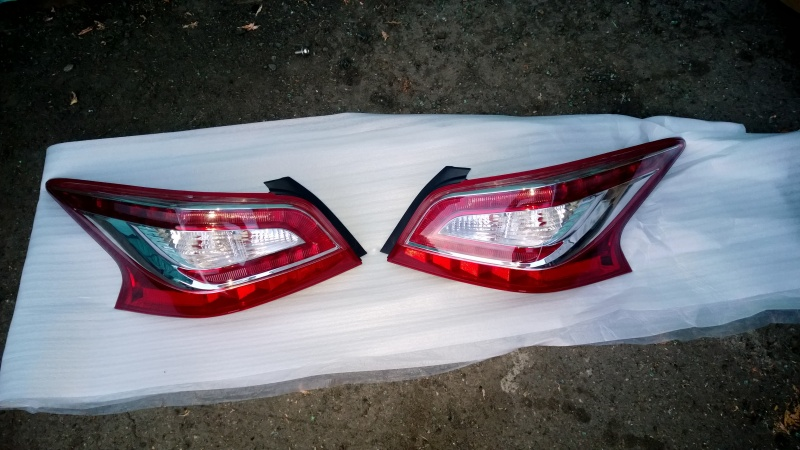 Фонарь Nissan Teana L33 2.5 173 Л.С 2015 задний левый (б/у)