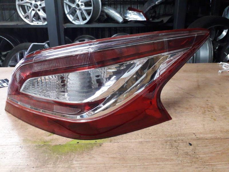 Фонарь Nissan Teana L33 2.5 173 Л.С 2015 передний правый (б/у)