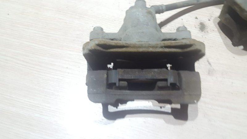 Суппорт Kia Sportage III 2.0 150 Л.С 2015 задний правый (б/у)