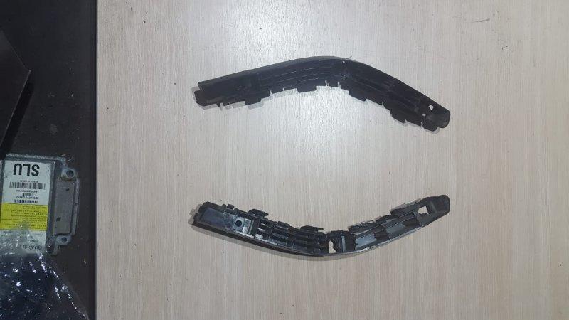 Крепление бампера Kia Sportage III 2.0 150 Л.С 2015 заднее (б/у)