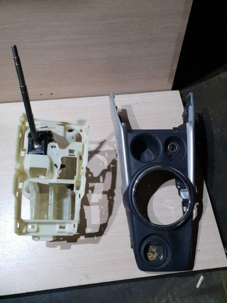 Селектор акпп Mitsubishi Asx I 1.6 117 Л.С 2010 (б/у)