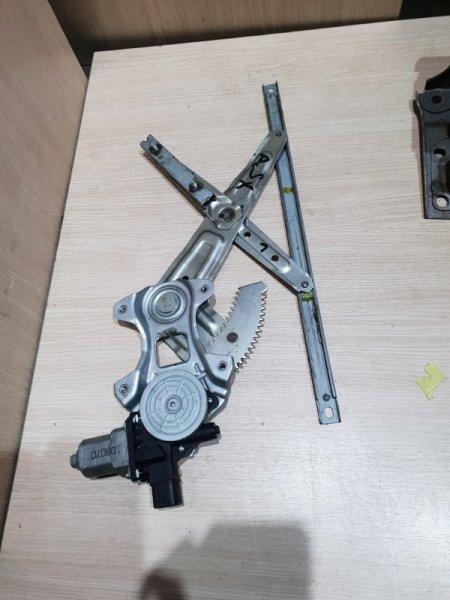Стеклоподъемник Mitsubishi Asx I 1.6 117 Л.С 2010 задний левый (б/у)