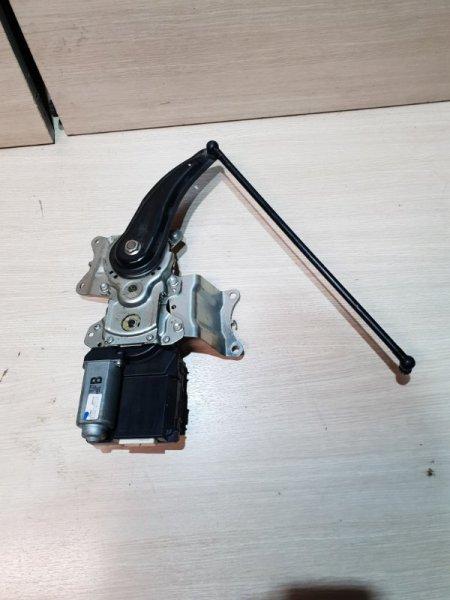 Механизм открывания двери Infiniti Qx56 Z62 5.6 405 Л.С 2011 задний (б/у)