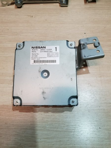Блок управления камерой Infiniti Qx56 Z62 5.6 405 Л.С 2011 (б/у)