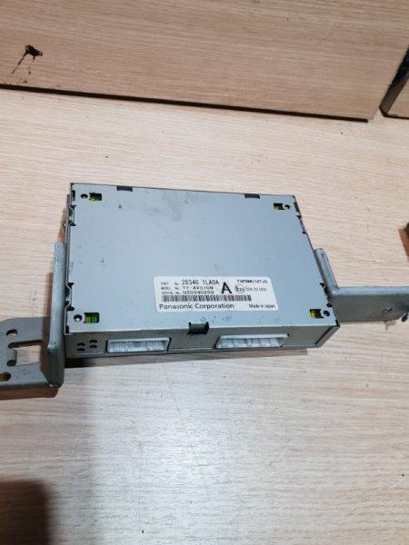 Блок управления магнитолой Infiniti Qx56 Z62 5.6 405 Л.С 2011 (б/у)