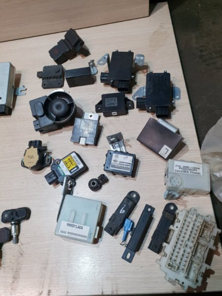 Блок управления Infiniti Qx56 Z62 5.6 405 Л.С 2011 (б/у)