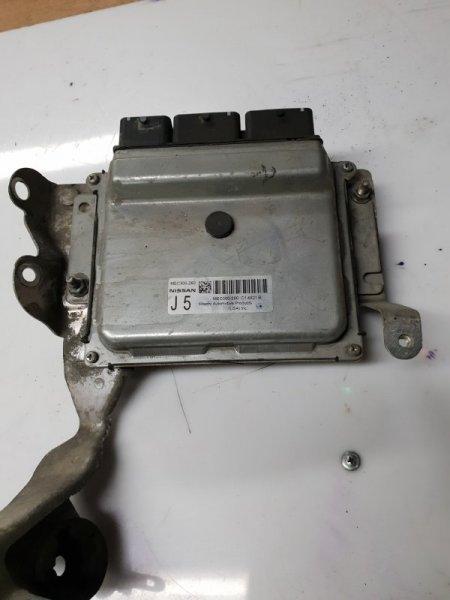 Блок управления двигателем Nissan Teana L33 2.5 173 Л.С 2015 (б/у)