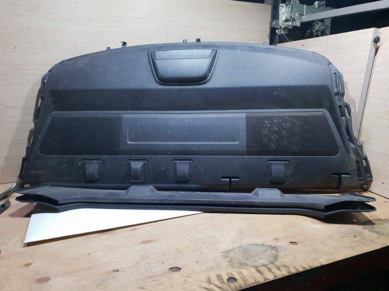 Полка багажника Nissan Teana L33 2.5 173 Л.С 2015 задняя (б/у)