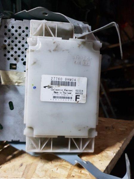 Блок управления магнитолой Nissan Teana L33 2.5 173 Л.С 2015 (б/у)