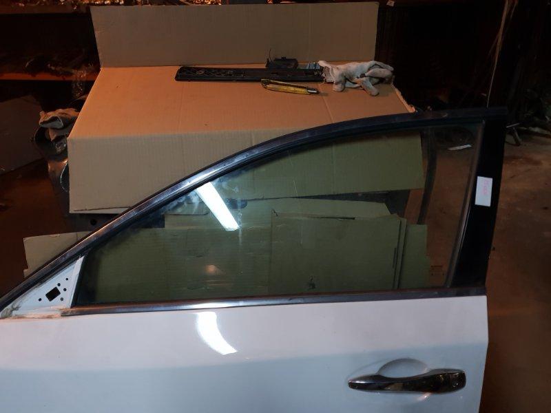 Стекло Nissan Teana L33 2.5 173 Л.С 2015 переднее левое (б/у)